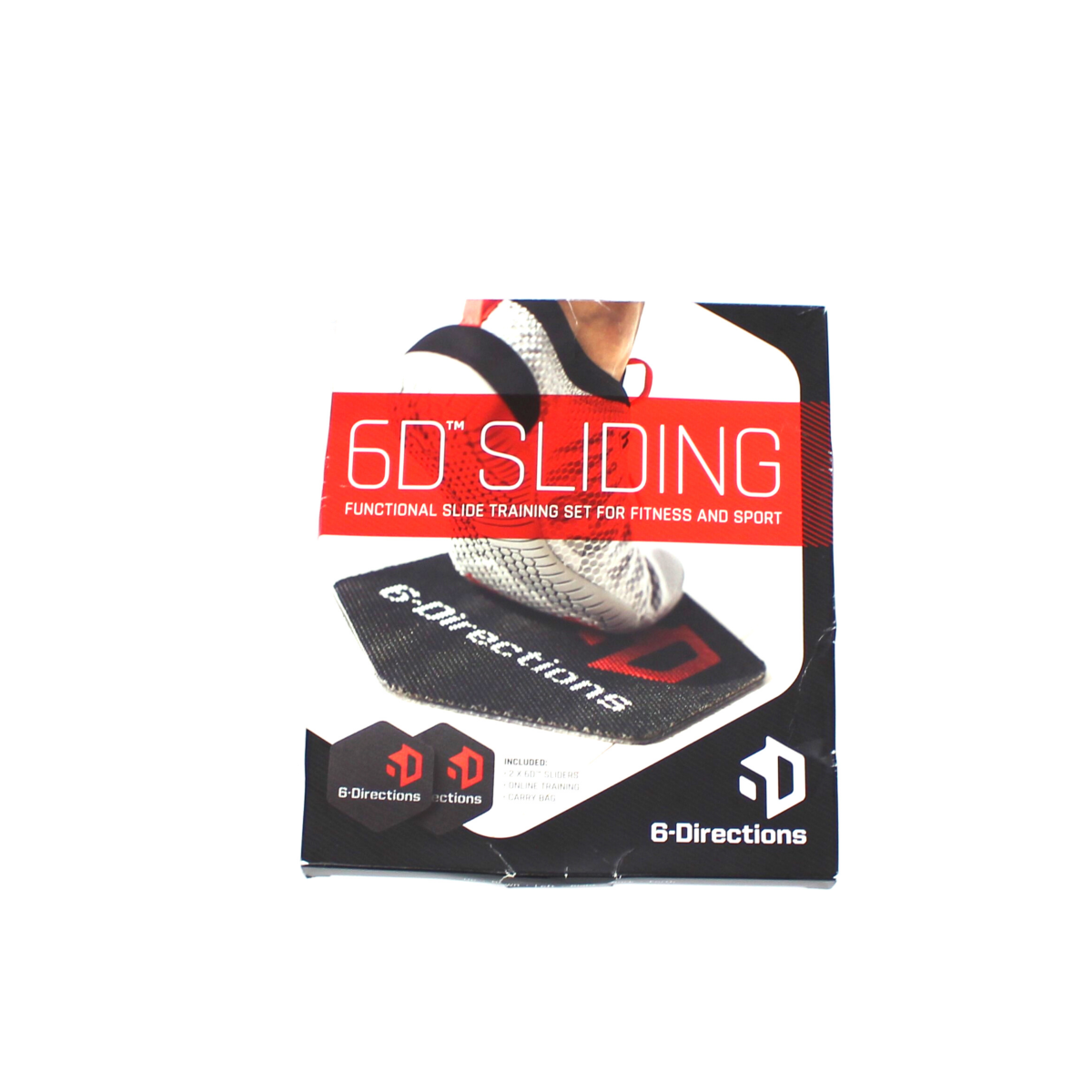 シックススライド【6D-Sliding】 フローリングに傷をつける心配なくトレーニングできる