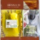 ヘナカラー【ヘナ】 かの子のハーバルヘナ 22番 (色:ブラウン)   100g [ amazon アマゾン パッケージ]