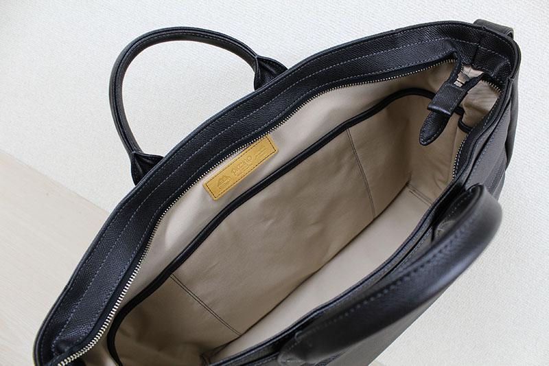 物持ちのこだわりから生まれたデイリーボストンバッグ WW-25R (ワープロラックスカーフ)(A4収納可)