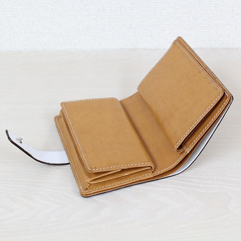 金運アップ!縁起の良いへび皮の手帳型財布 P131SNAKE (ダイヤモンドパイソン×イタリアンレザー)(ボックス型小銭入付)