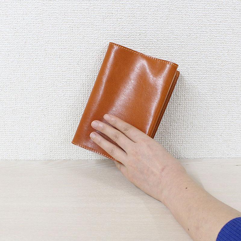 高級本革の文庫判ブックカバー(栞無しモデル) A-0003NL