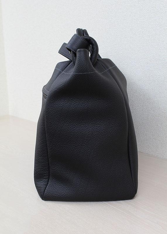 最高のトラベルボストンバッグ Lサイズ H206 (シュランケンカーフ)