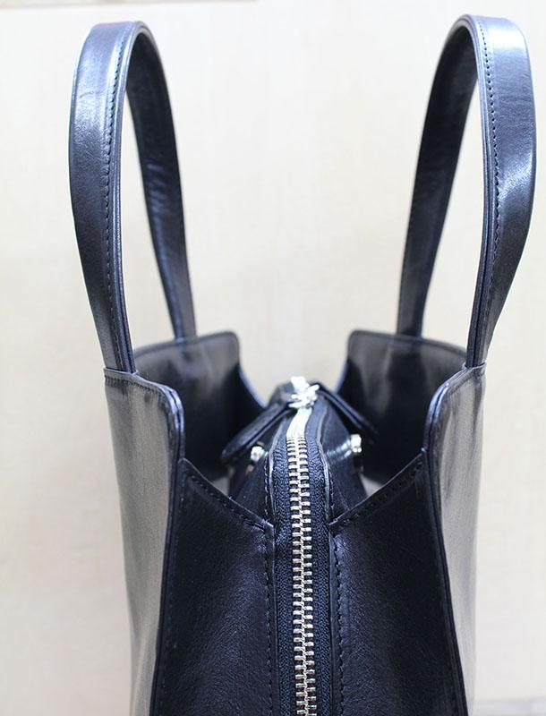 伝統的な手提げバッグ NL726 (イタリアンレザー)(フォーマル可)