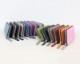 柔らかな触感と鮮やかな色彩が魅力。ラウンドファスナー長財布。 P888H (シュランケンカーフ)(カード13枚収納)(小銭付)