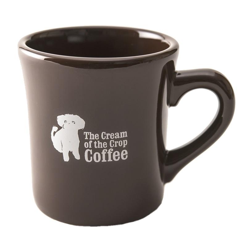 オリジナル マグカップ【ブラウン】