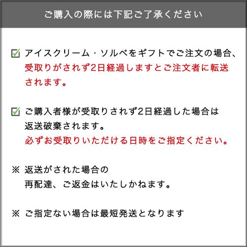 アイス&ソルベ6個入り(No.4)