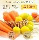 【送料無料】無農薬にんじん野菜セット(無農薬にんじん8kg+レモン2kg)【にんじんジュース キット】【コールドプレスジュース用】【朝食キット】