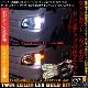 【9%OFF!】S25s[BAU15s]ピン角違い ハイブリッドツインカラーバルブシステム LEDカラー:ホワイト/アンバー 1セット2個入