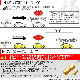 【GW SALE 9%OFF】【メール便可】S25d[BAY15d] 極-KIWAMI-(きわみ) 130lm ダブル口金球 段違いピン/ピン角180° LEDカラー:レッド 1セット2個入