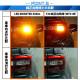 【9%OFF!】【メール便可】トヨタ ライズ[A200A/A210A]対応 リアウインカーランプ用LED T20s LED MONSTER 430lm ウェッジシングル ピンチ部違い対応 LEDカラー:アンバー 無極性 1セット2個入