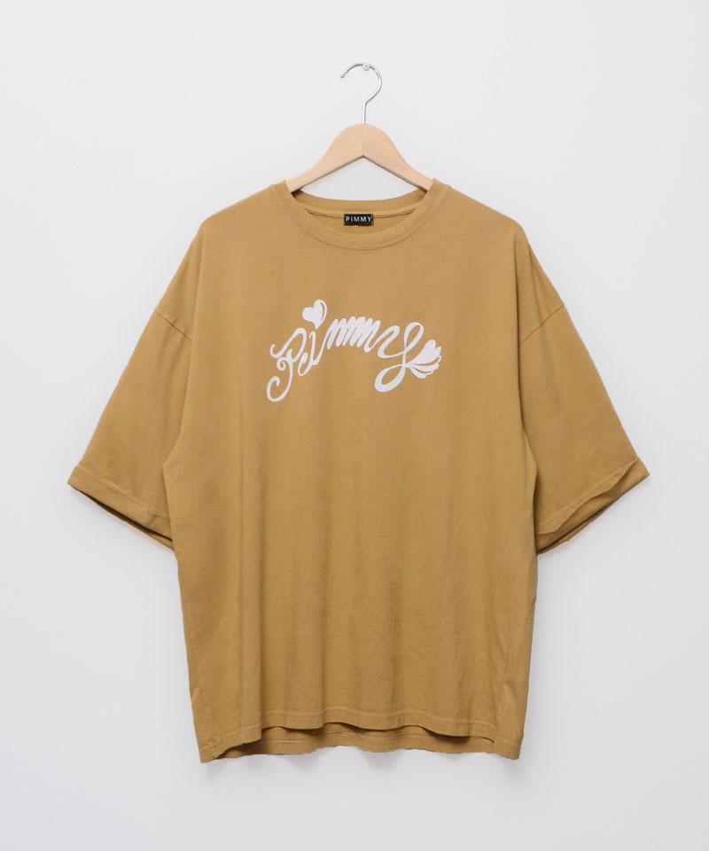 PIMMYScriptTシャツ