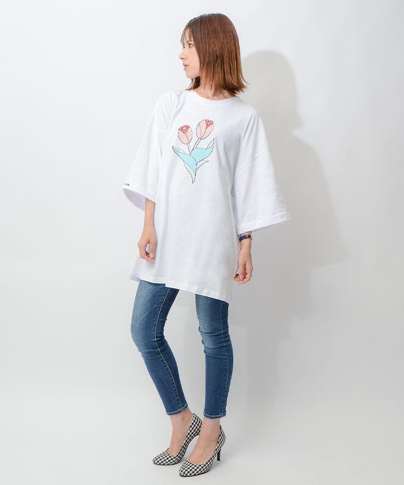 CHU..LIPTシャツ