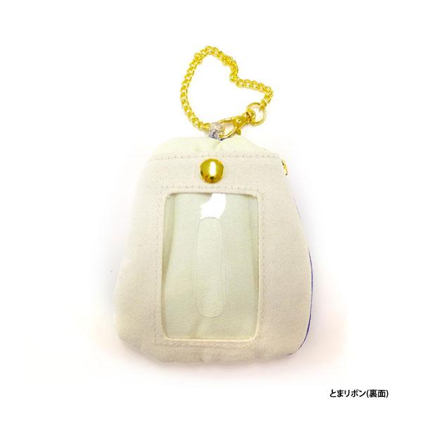 Kusukko by coco iro リールパスケース