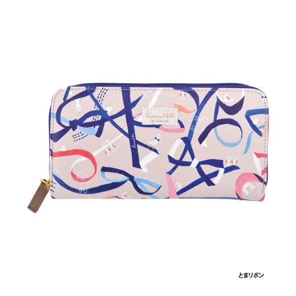 Kusukko by coco iro 長財布