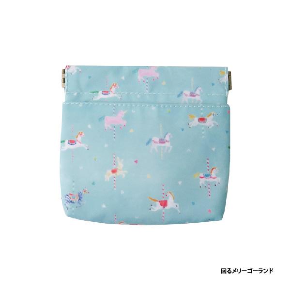 Kusukko by coco iro ティッシュポーチ