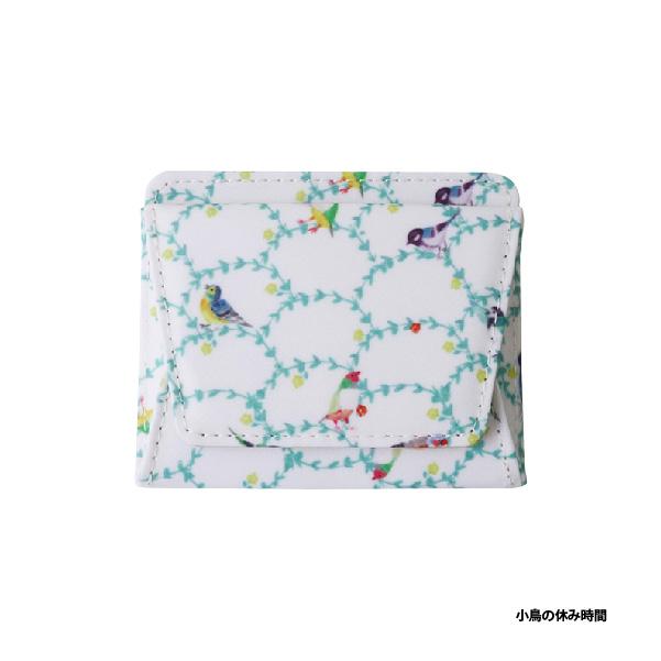 Kusukko by coco iro ミニ財布