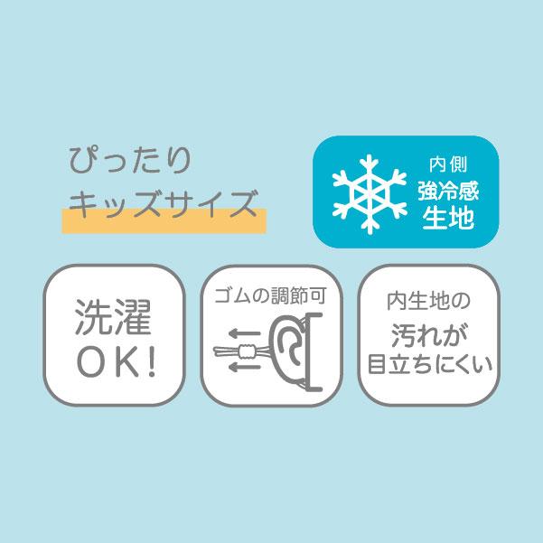 MASSCOOL ice(キッズサイズ)<br>※ご注文頂いた順に発送いたします。 <br>※時間指定不可 ※キャンセル不可