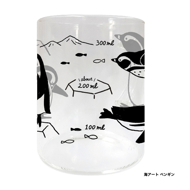 耐熱グラスマグ