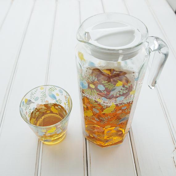 glass collection-グラスコレクション- 八角ガラスポット