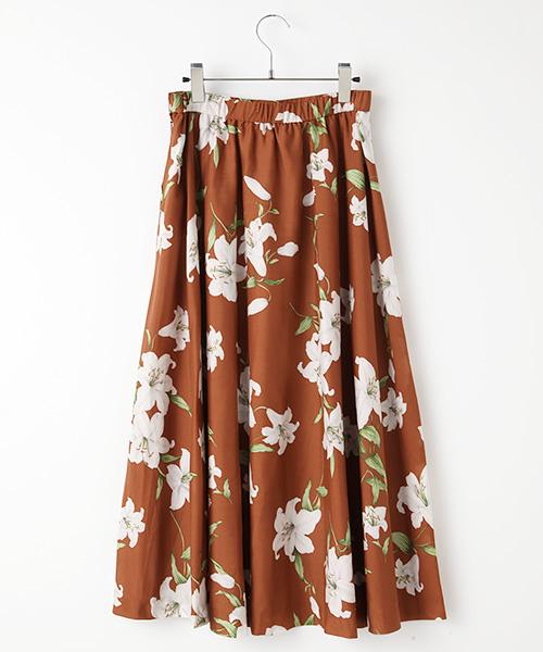 カサブランカpt.フレアースカート