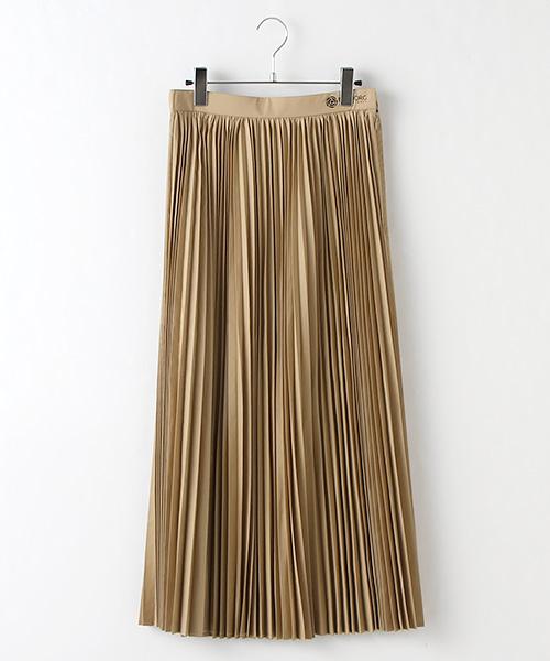 〈インゲボルグスポーツライン〉プリーツスカート