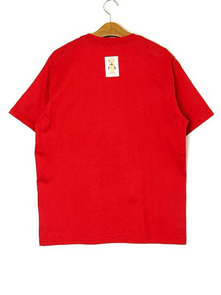ルチャカールくんワッペンTシャツ