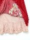 ハーバーラビット刺繍デニムスカート