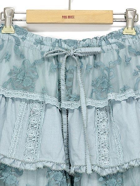 ハートフルチュール使いスカート