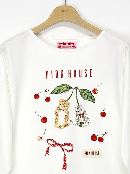 PINK HOUSE×MISAKO&ERINKOオンプリントルームウェア