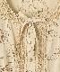 【EC先行販売】Cローンフラワー刺繍チュニックブラウス