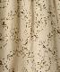 【EC先行販売】Cローンフラワー刺繍スカート