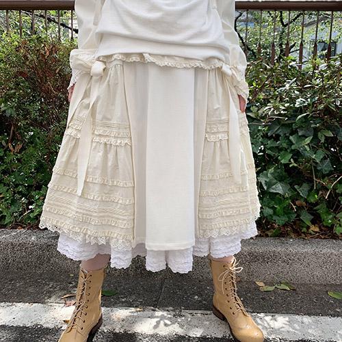 フランネルスカート