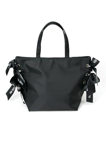 ロゴリボンいっぱいバッグ