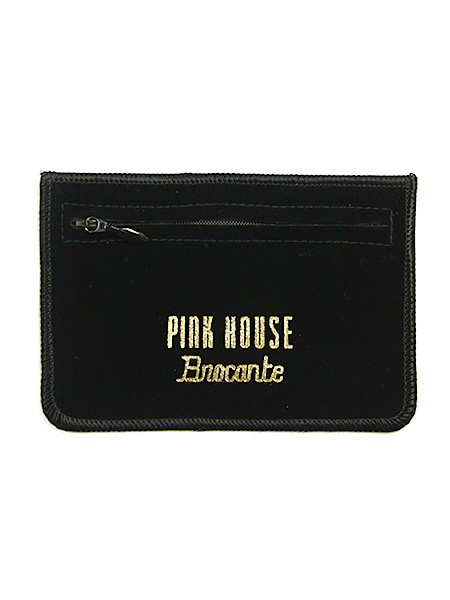 【OUTLET】<60%off> PINKHOUSE BROCANTE イニシャルロゴ アクリルパーツブレスレット