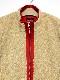 ワンダーラビット&ロンドンKARLくん刺繍リバーシブルブルゾン