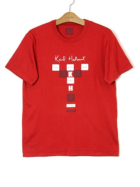 *ロゴ&ネーム使いTシャツ&長袖Tシャツセット