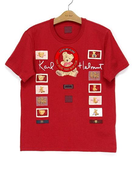 テディベアクラブTシャツ