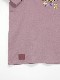 ブルーベリーアイズ刺繍Tシャツ