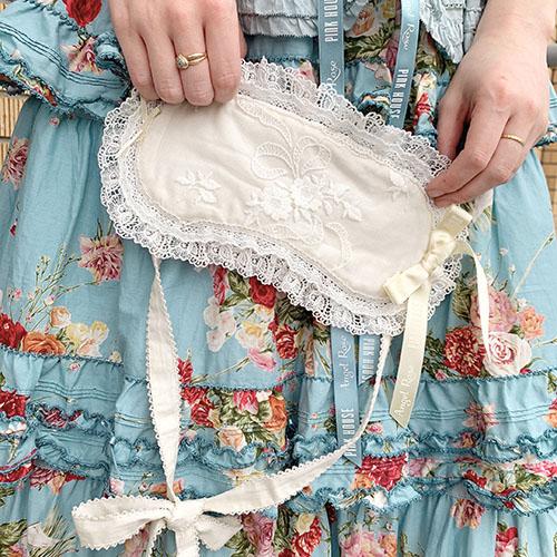 ハートフルチュール使いヘッドドレス