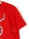 カールヘルムロゴプリントTシャツ
