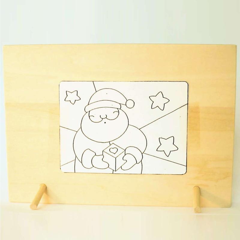 プレゼント パズル(154-15) byあしたば作業所