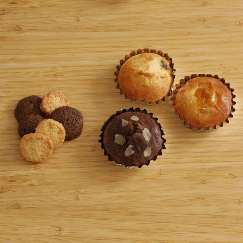 【お中元ギフト対応】クッキー&ブラウニーギフトセット by  いすみ学園