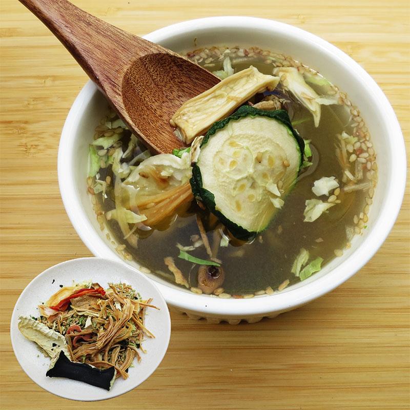 野菜たっぷりスープ(10袋入り) by われもこう
