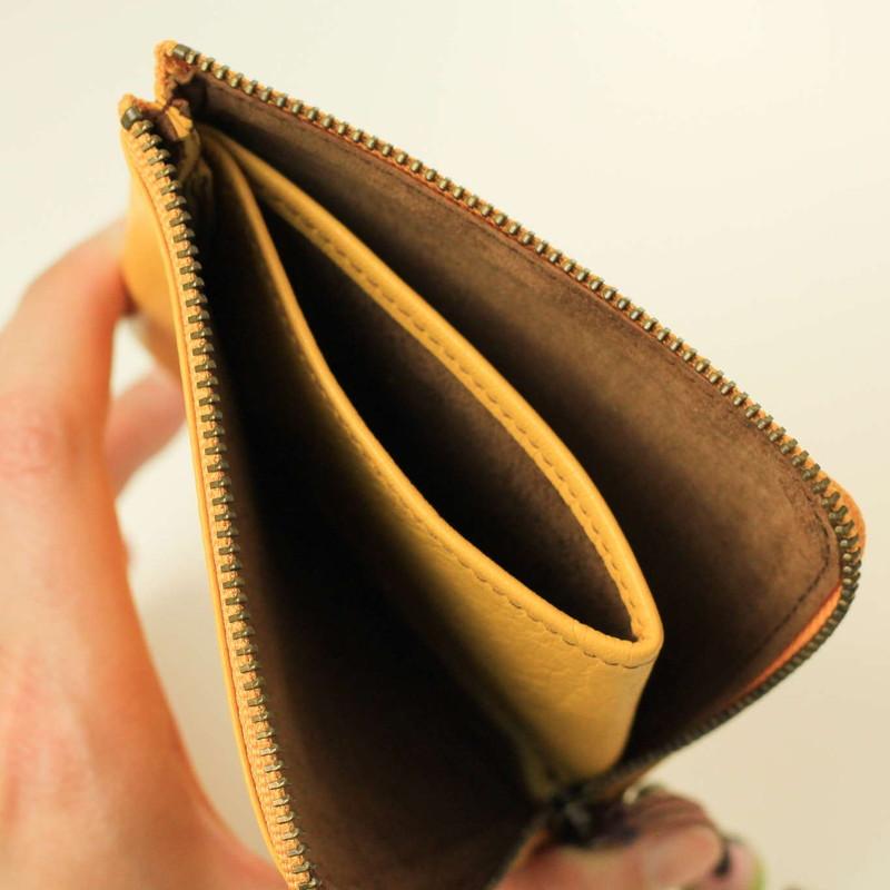 ラウンドファスナー財布 by あとりえトントン