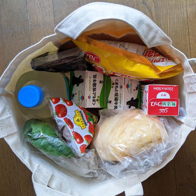 「おやゆび姫」トートバッグ(2way) by ひまわりパーク六本松