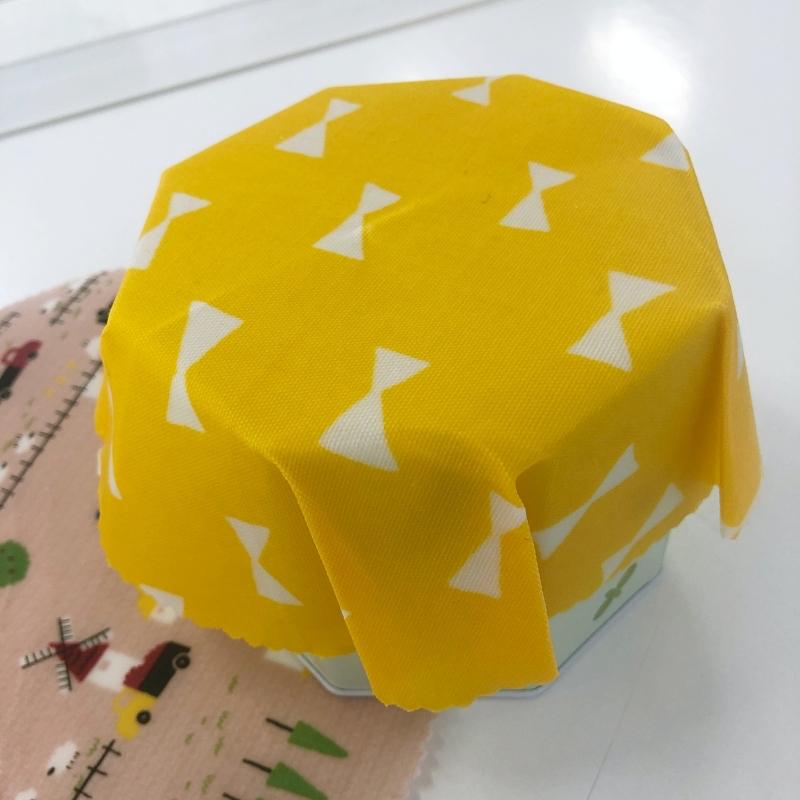 蜜蝋ラップ 3枚セット by つむぎ