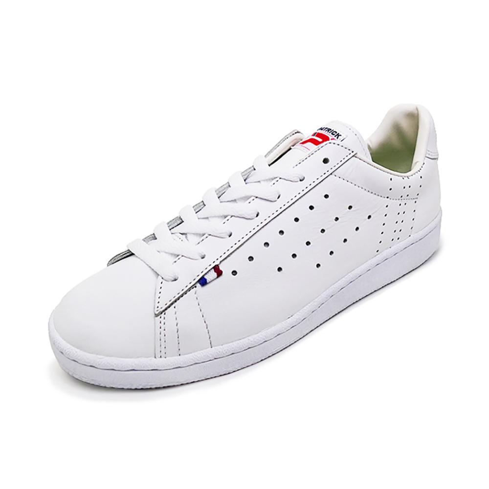 スニーカー パトリック PATRICK ケベック ホワイト 119630 メンズ レディース シューズ 靴