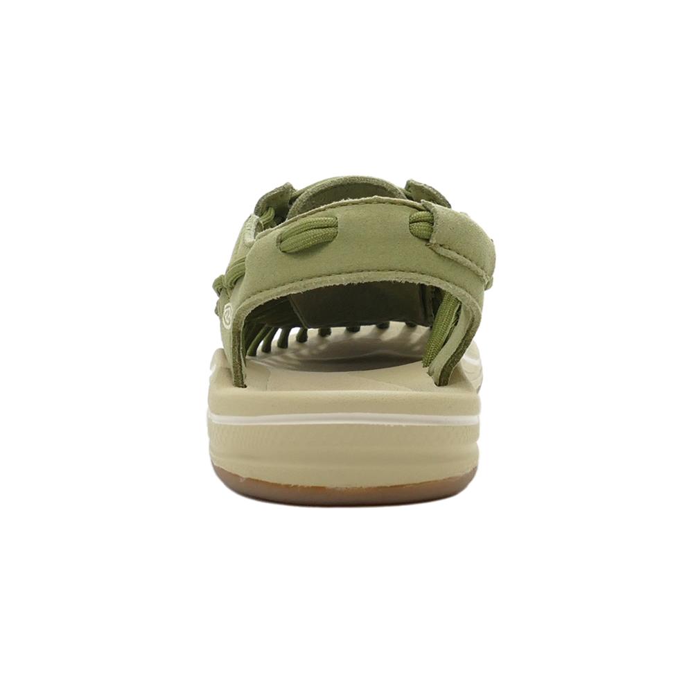 サンダル キーン KEEN ウィメンズ ユニーク オリーブドラブ/サファリ 1025185 レディース シューズ 靴 21SS