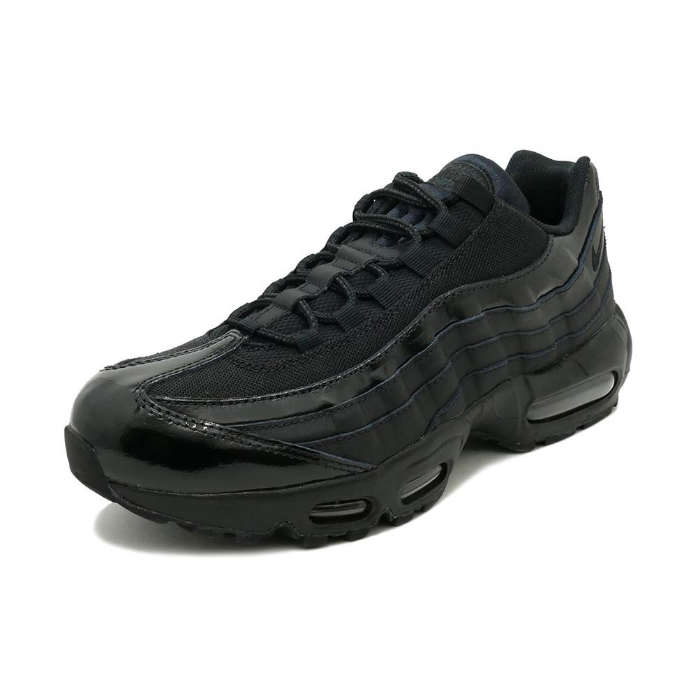 スニーカー ナイキ NIKE ウィメンズエアマックス95 ブラック/ブラック 307960-010 メンズ レディース シューズ 靴