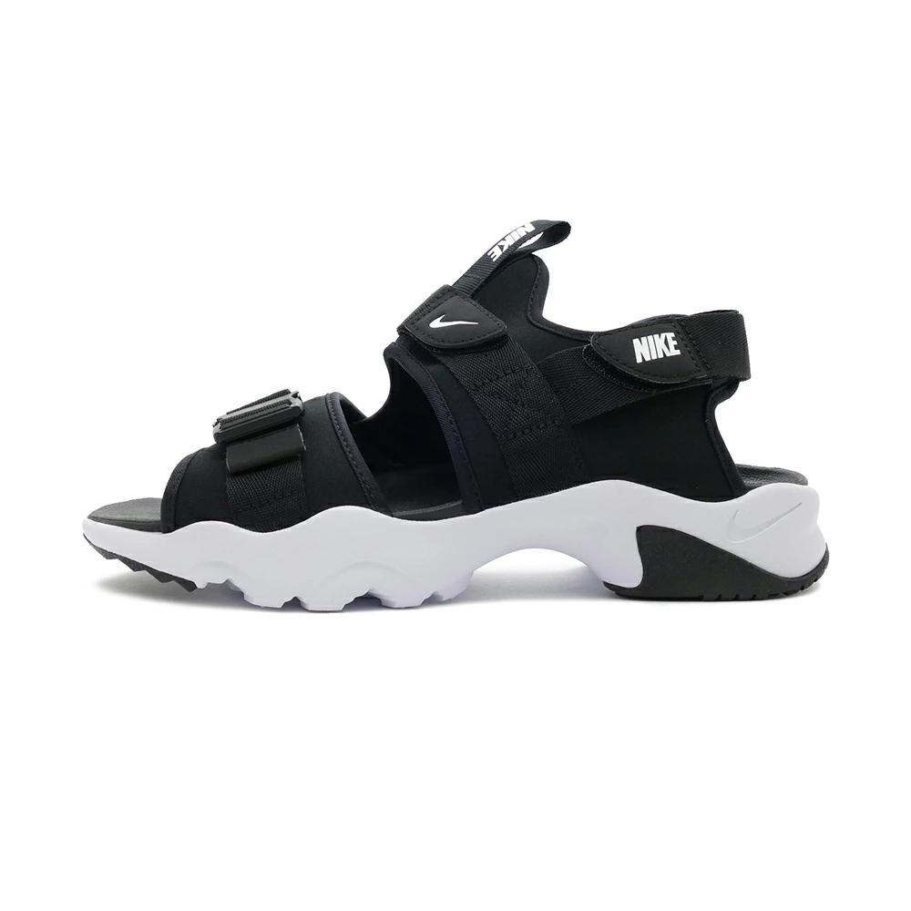 サンダル ナイキ NIKE キャニオンサンダル ブラック/ホワイト/ブラック CI8797-002 メンズ シューズ 靴